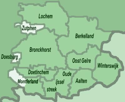 Bouwsector in Achterhoek zwaarder getroffen