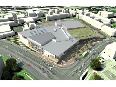 BAM preferred bidder Brits sportcentrum