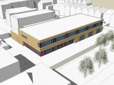 SMT bouwt Haagse Willemsparkschool