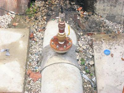 Kwaliteit leidingen te bepalen met geluidsgolven