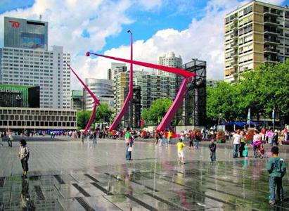 Publieke ruimte verloedert