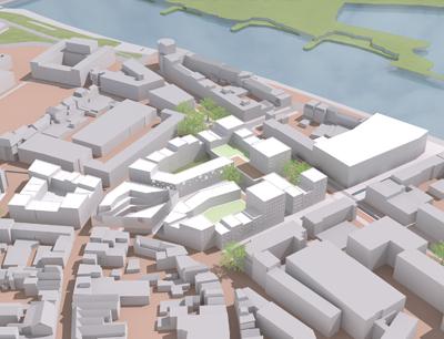 Ontwikkeling kunstencluster Arnhem kan doorgaan