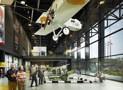 Baileybruggen inspiratiebron voor nieuw militair museum
