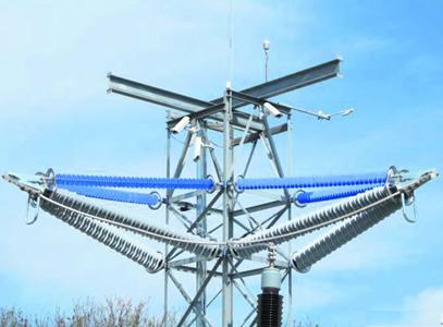 Hoogspanningsnet sterker met nieuwe isolator