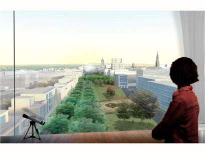 College Delft kiest bureau Palmbout