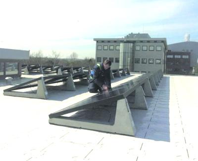 Toepassing Solar Bear maakt ballast overbodig