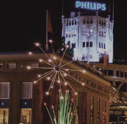 Eindhoven zoekt partners voor slimme lichttoepassingen