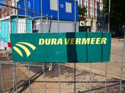 Dura Vermeer boekt nettowinst van 3,3 miljoen euro