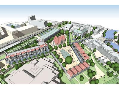 Gemeenteraad Gouda haalt streep door stationsplan