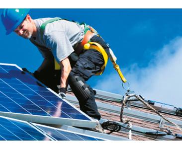 Ymere laat bewoners zonnepanelen huren