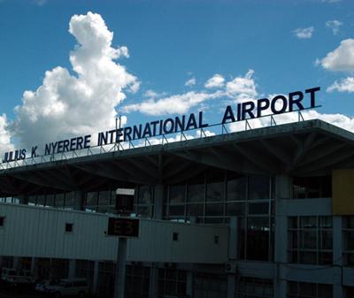 Terminal Tanzania voor BAM