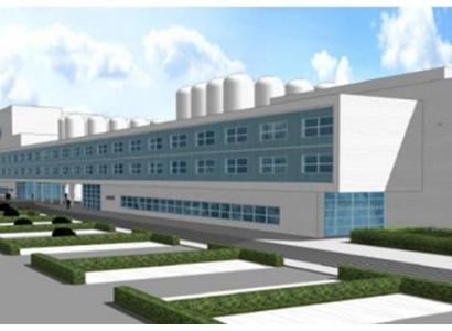 Jorritsma bouwt zuivelfabrieken