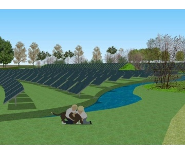 Grootste solarpark komt in Hengelo