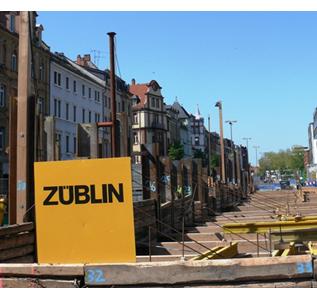 Topjaar voor Züblin