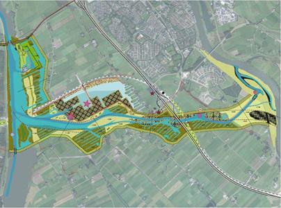Waterproject Reevediep dit jaar op de markt