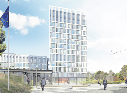 Gedoe over aanbesteding nieuwbouw 'crimefighters' Eurojust