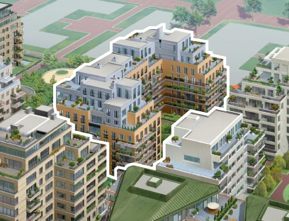 Dura Vermeer bouwt 86 appartementen