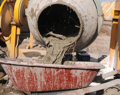 Koolstofvezels maken cement geleidend