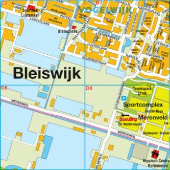Kades in Bleiswijk moeten hoger