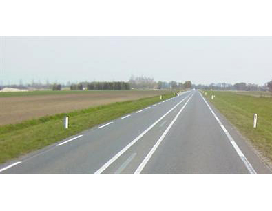 Aanbeveling SWOV: breder wegprofiel 80-kilometerweg