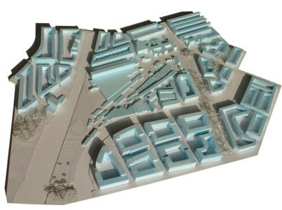 Nieuwbouw honderden huizen in Amsterdam-Zuid