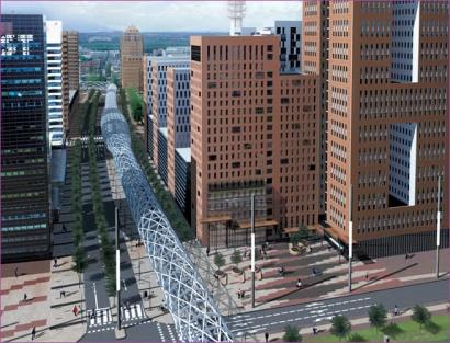 Haags zakencentrum wordt duurzaam