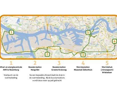 Rotterdamse Warmteweg wint No-Dig Award