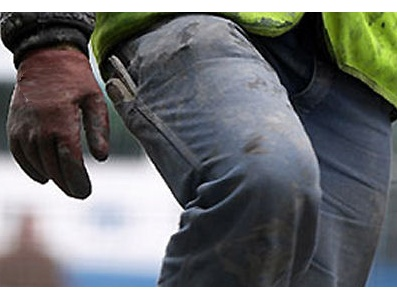 Oudere bouwwerknemer minst geraakt door crisis