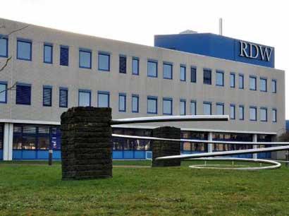 RDW steekt kantoor Veendam in 't nieuw