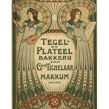 Koninklijke Tichelaar 's lands oudste familiebedrijf