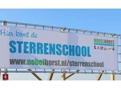 SMT Bouw & Vastgoed bouwt Sterrenschool