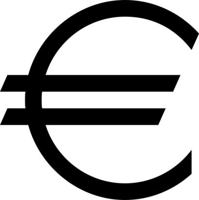 Milieulasten per euro prima maatstaf