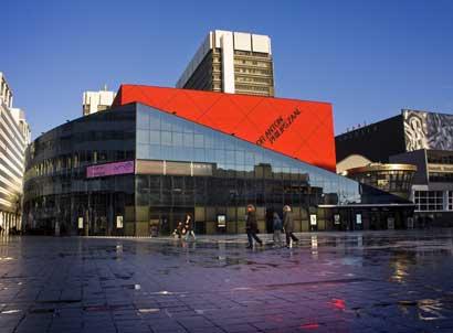 Den Haag krijgt nieuw cultuurpaleis
