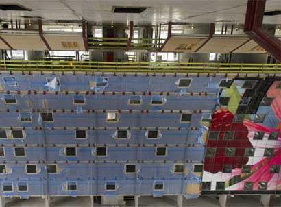 Ruim vierduizend puzzelstukjes