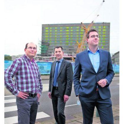 Minder vierkante meters en ICT cruciaal bij bouw Hagaziekenhuis