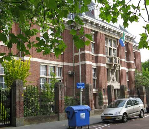 Breijer renoveert consulaat Z-Afrika