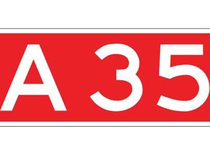 Kobus komt op voor A35