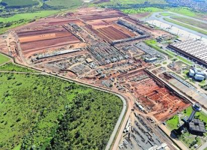 Stunten in het Braziliaanse binnenland