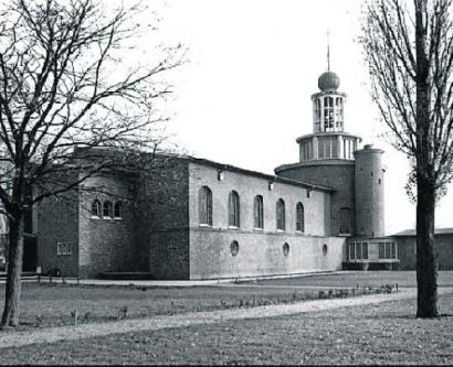 Kerk wordt mausoleum