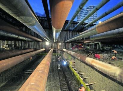 Waterkelder voor A2-tunnel