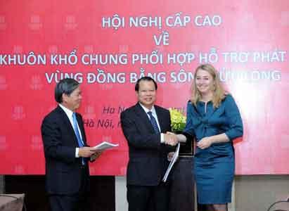 Deltaprogramma geëxporteerd naar Vietnam