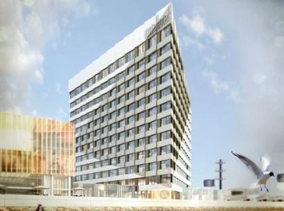 Volker Wessels bouwt hotel Scheveningen