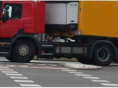 Vrachtwagens grootste bedreiging voor asfalt