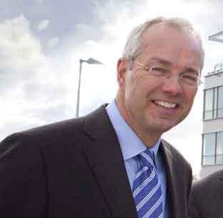 'Eiland op zee noodzakelijk voor windindustrie'