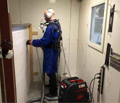 TNO meet fijnstof straks met robot in 'worst case room'