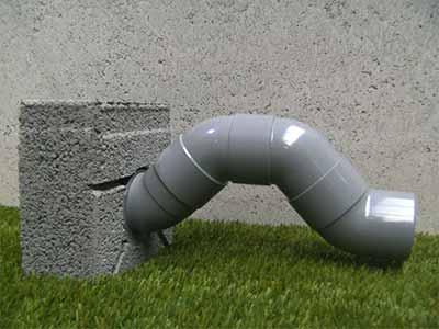 Bufferklinker kan regenwaterriool vervangen