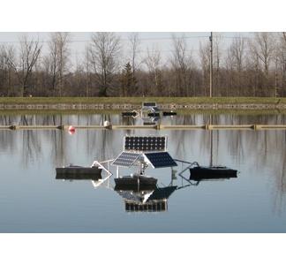Proef met Solarbee tegen blauwalg