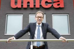 'Opereren op het volgende niveau kan Unica niet alleen'