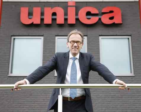 Unica op koers naar omzet van half miljard
