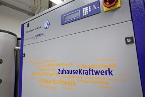 Volkswagen in energievoorziening